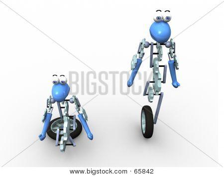 robô 3D