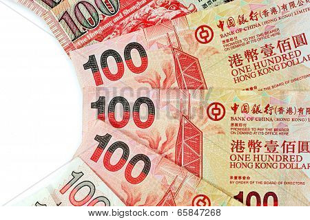 One Hundred Hong Kong Dollars