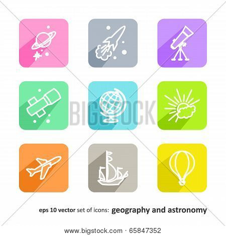 Geography And Astronomy