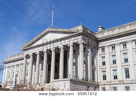 Washington, DC - US Treasury Department