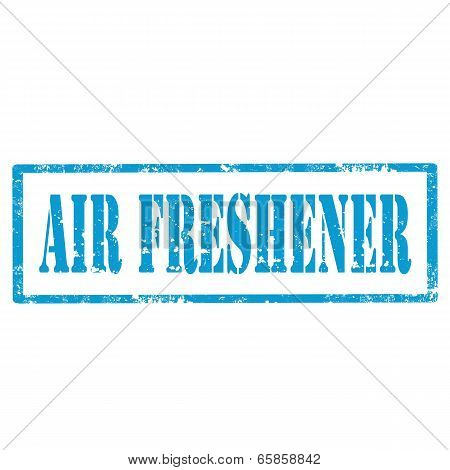 Air Freshener-stamp