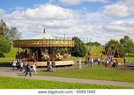 Beamish Carousel