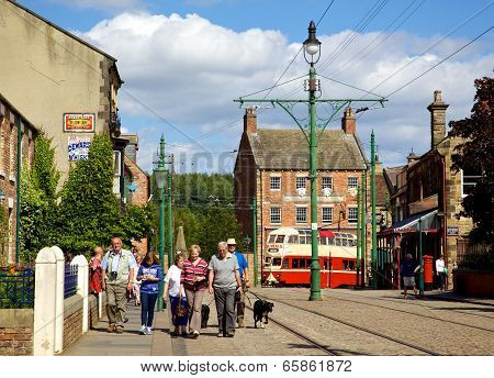 Beamish High Street