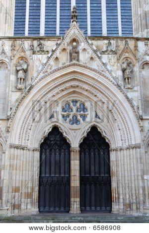 York Minster West Door