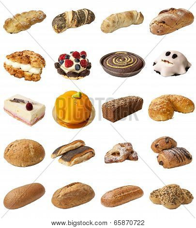 Mixed Bakery Assortment