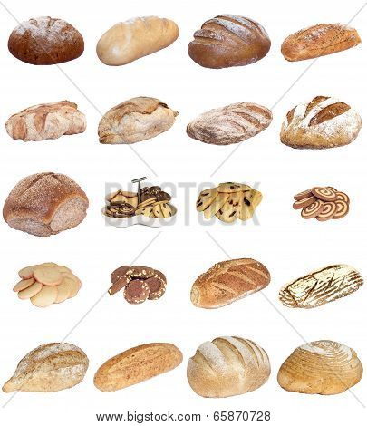 Mixed Bakery Products