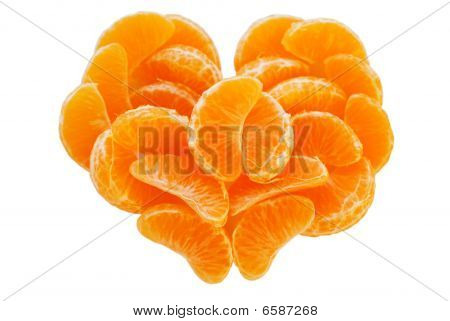 The Heart From Tangerine.