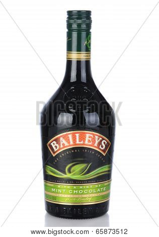 Baileys Mint Chocolate Irish Cream Liqueur
