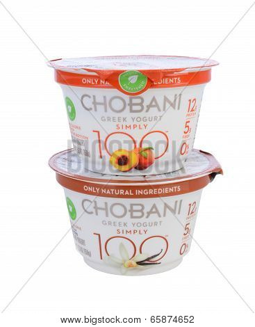 Chobani Simply 100 Greek Yogurt