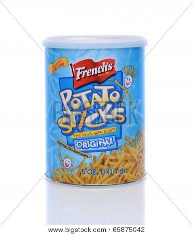 Frenchs Potato Sticks