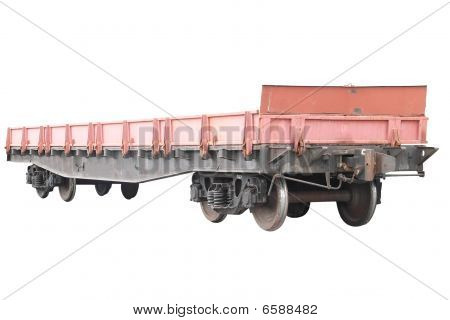Open Freight Car