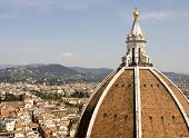image of mezcal  - View of Florence from the campanile Giotto - JPG