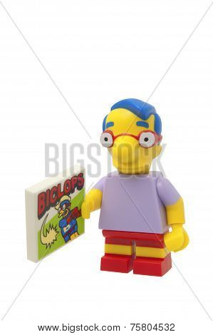 Milhouse Minifigure