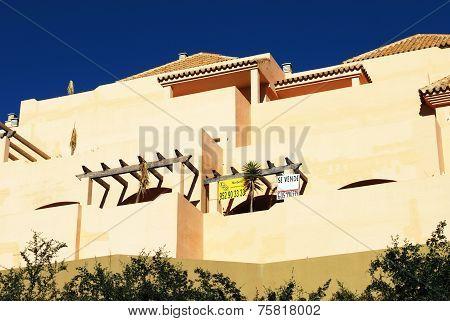 Apartment for sale, Spain.