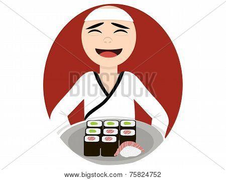 Cook-sushi Master