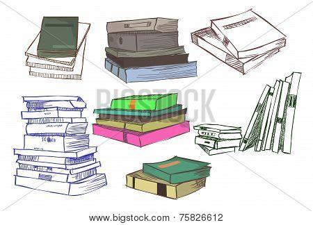 Book Sketch