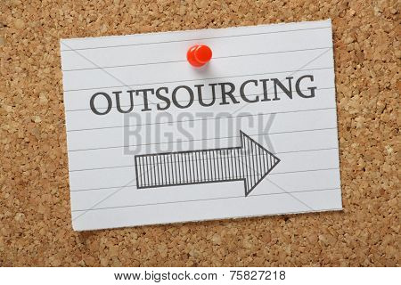 Outsourcing This Way