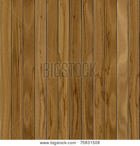 Wood Pickets Background