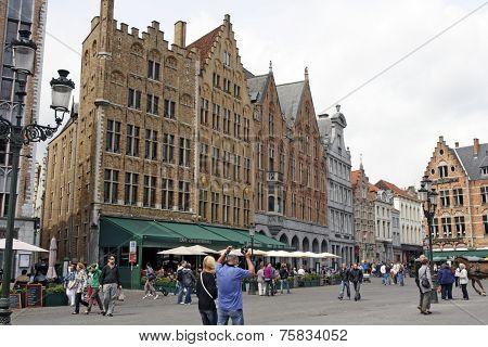 Brugge - Market Square