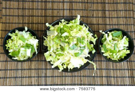 Salad For Three