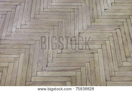 Old Parquet Floor.