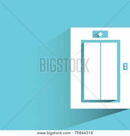 elevator, passenger lift