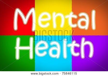 Mental Health Concept