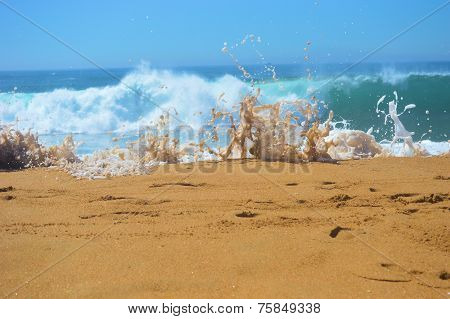Beach Splash