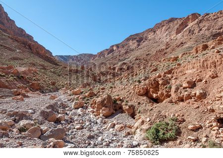 Dades Gorge In Morocco