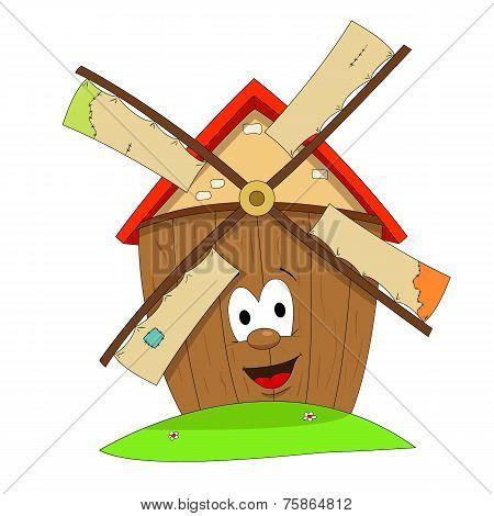 Funny windmill