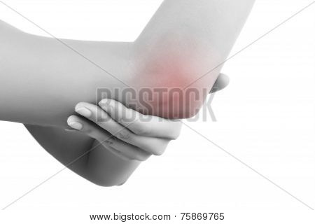 Elbow Pain.