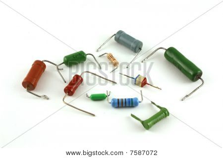 Electronic Components - Resistors