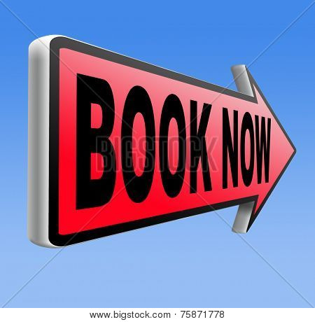online ticket booking book here and now for a reservation