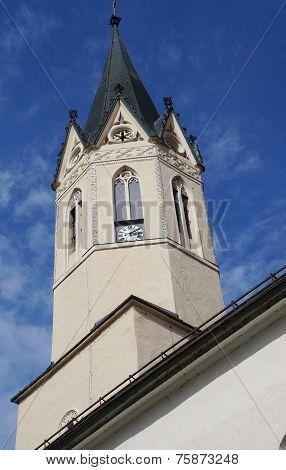 Cathedral in Novo Mesto, Slovenia