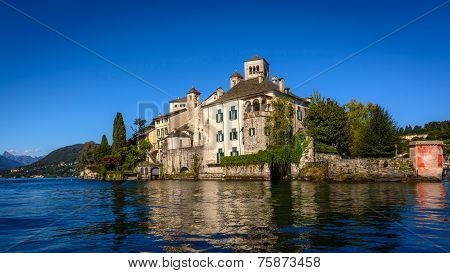 San Giulio Abbey