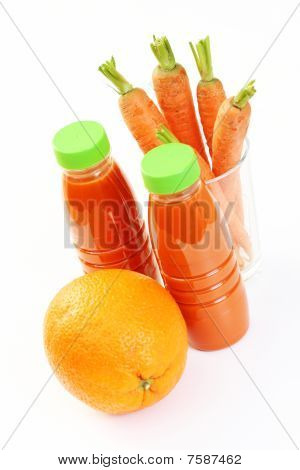 Carrot And Orange Juice