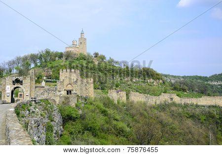 Tsarevec fortress