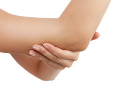 picture of elbow  - Elbow pain - JPG