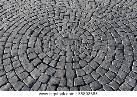 smooth cobblestones