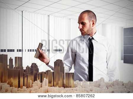 Office plastic urban