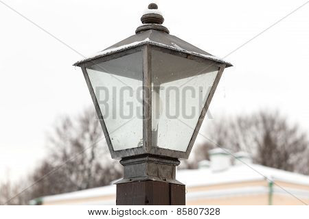 Lamppost On The Street