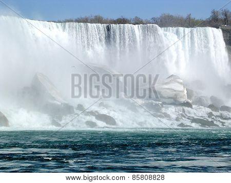 Niagara The American Falls 2003