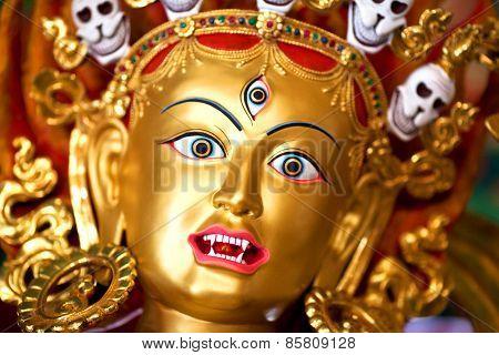 Tara Statue, Nepal