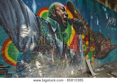 Urban Art of Cartagena de Indias