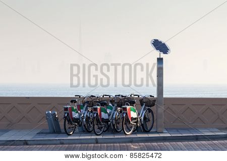 Rental Bikes In Dubai