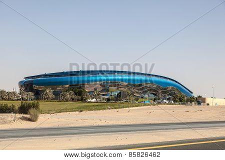 Hamdan Sports Complex In Dubai