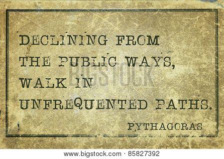 Own Path Pyth