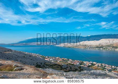 Pag town