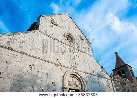 Croatian monastery