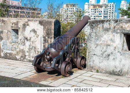 Portuguese fortress
